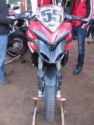 Greg Tracy's Ducati