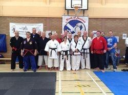 North of Scotland Charity Martial Arts Festival - Inverness