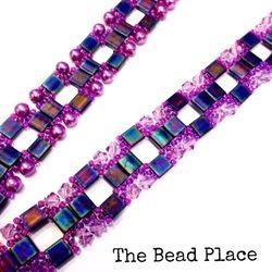 Sparkling Squares Bracelet