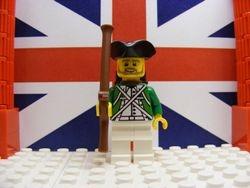 Royal Johnson Regiment 1776