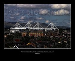 Preston North End, Football Ground, Preston, England