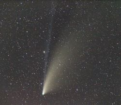 Comet C/2020 F3 (NEOWISE