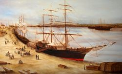 OLD BARQUE  Merve's commission