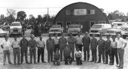 Metcalfe Service Centre 1972?