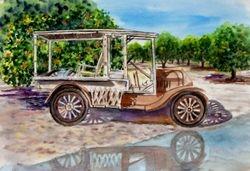 Wood & Rust Model T