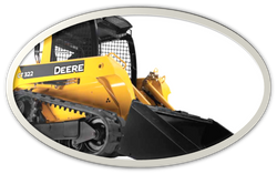 Deere Rubber Tracks and Components
