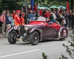 1928 Bugatti Type 44 Roadster
