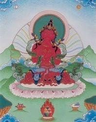 Buddha Vajradharma