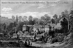Soho Works, Handsworth. c1760s