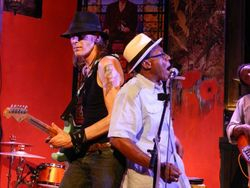 Carl Wyatt & Archie Lee Hooker - Festival ds Granges
