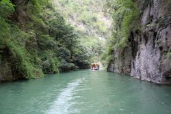 Shennv Stream off of Yangtzee River