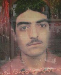 Shaheed Sayed Mehtab Shah (Walad Shaheed Sayed Haji Gulab Shah)