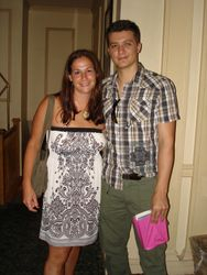Ryan Buell and I ( Aug. 2011 )