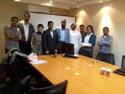PMP Workshop (Qatar-Doha Jan'2013)