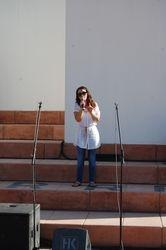 Filipa's rehearsal