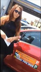 Driving School Wantirna - Testimonial - Sofia Cama