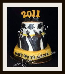 Class of 2011 Cake