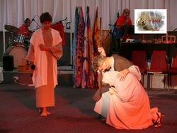 Scene 3 - Isaiah with Anna and Simeon