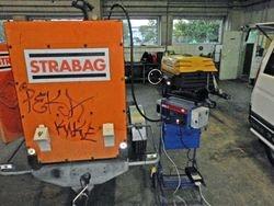 Stromgenerator Atlas Copco QAS 60
