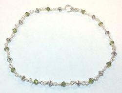 Micro Link Chain Bracelet