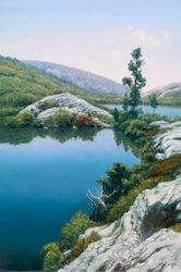 Twisted Lakes - Cradle Mt.