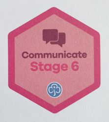 Communicate Stage 6 Skill Builder