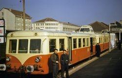 576 Chaumont Railway Station