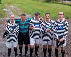 Blast From The Past - Duror Fives/Sixes 2004