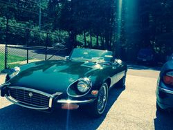 77 jaguar xke V12