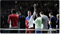 Farewell of Radek Stepanek