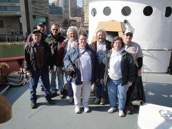 March 2013 volunteers