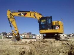 321D Excavator