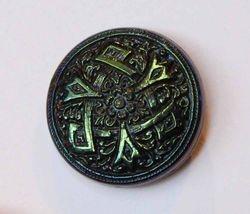 Persian Maze button #1153