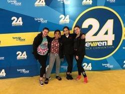 CK Dance Team at 24/Seven Dance Convention