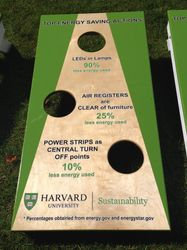 Univeristy Cornhole Set - Birch