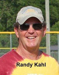 Randy Kahl - League Treasurer