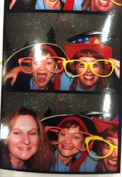 Photo Booth silliness
