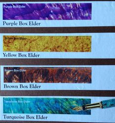 Wood - Box Elder