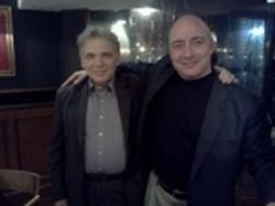 With Fellow Jury Member Zakhar Bron in Buenos Aires