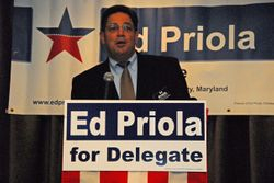 Ed Priola Campaign Launch Party 1