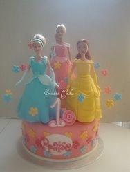 Princess Cake 7 (B089)