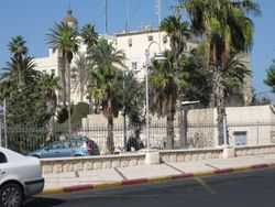 Convento en el Monte Carmelo