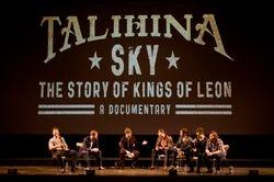 Premiere of Talihina Sky, Edinburgh (25 Jun 11)