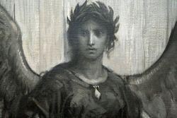 Dore, Defense of Paris (Memories of 1870), 1871, Vassar