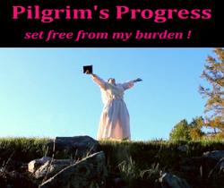 Pilgrim's Progress free from burden