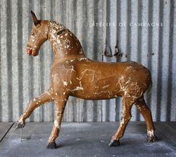 #27/006 FRENCH HORSE
