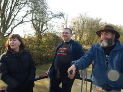 Carol, Ivan and Clive