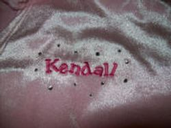 Personalized Spa Robe
