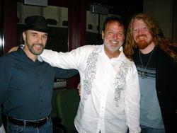 Lee Benoit, Chris Foreman, Jamie Kelly