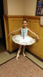 Evangaline Ralph..Ballet solo